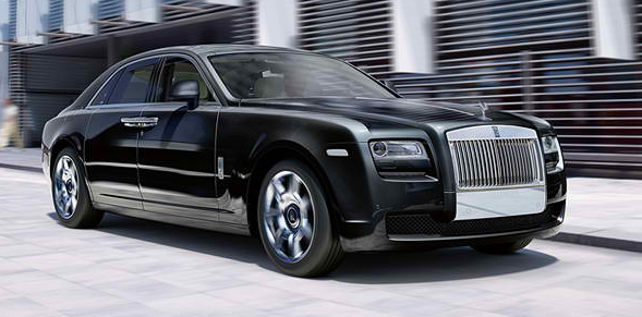 Freelance sales job Chauffeur Hire London Rolls Royce Ghost