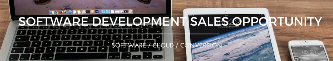 Freelance sales opportunity software development UK