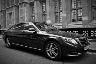 Mercedes London Chauffeur Hire Sales Job