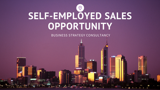commission only self Employed sales job opportunity