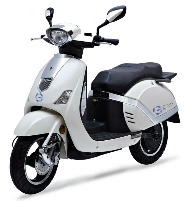 Electric moped sales opportunity